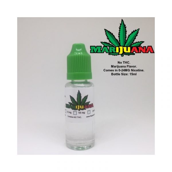Marijuana Flavored Vape